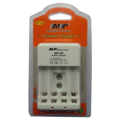 Rechargeable Batteries Universal Charger