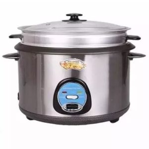 Crown Star Rice Cooker - 1.8 Litres